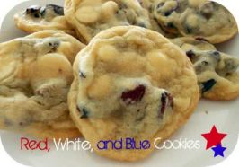 Red, White, and Blue Cookies . . . and Remembering 9/11