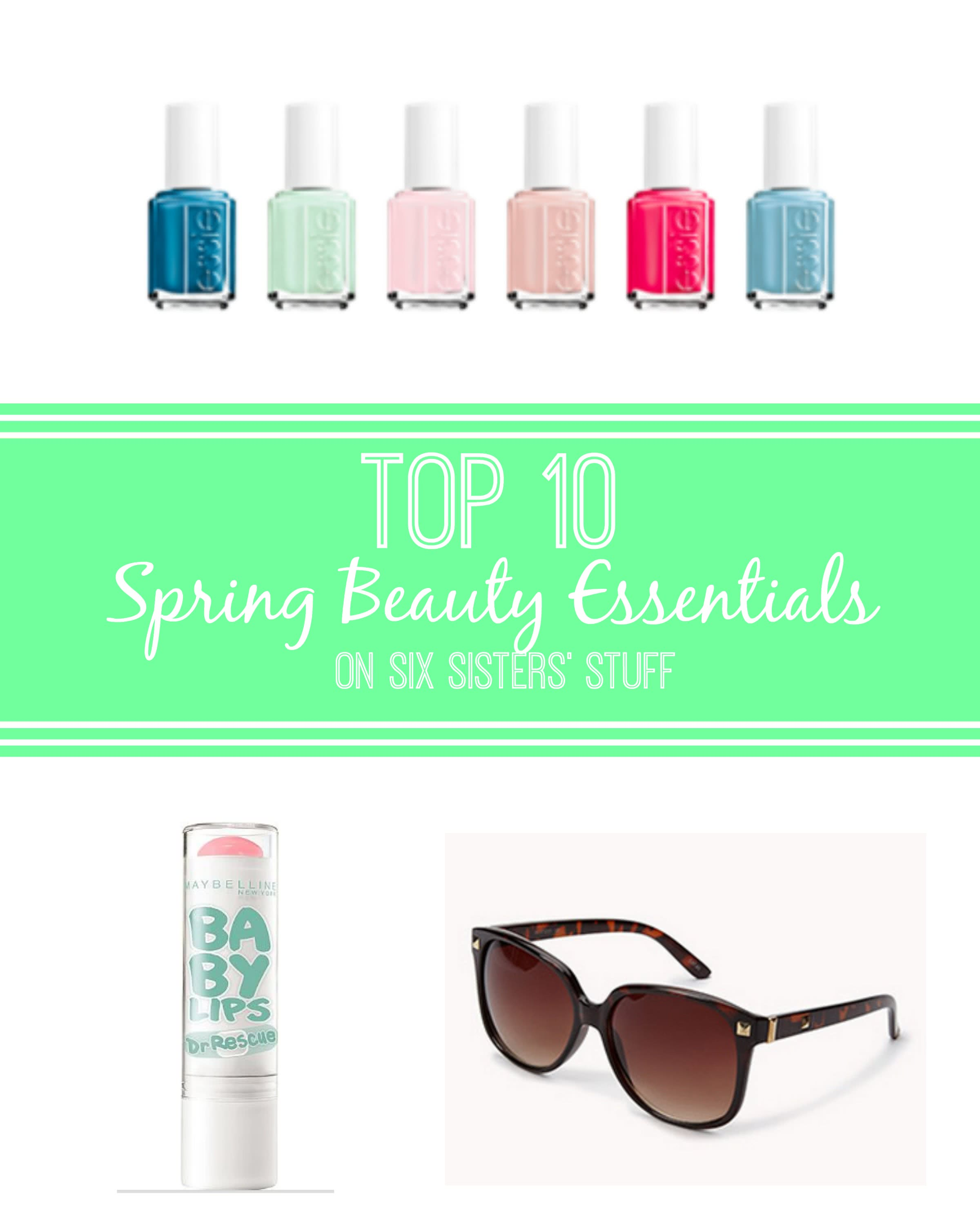 top-ten-beauty-essentials