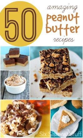 50 Amazing Peanut Butter Recipes