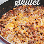 Chili Mac Skillet Recipe Ground Beef