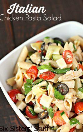 Spaghetti Salad Six Sisters Stuff