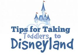 Tips for Taking Your Toddler to Disneyland