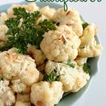 roasted-garlic-cauliflower