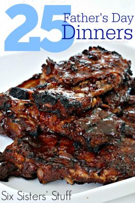 Top 25 Father's Day Dinners