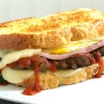 Neapolitan Grilled Cheese