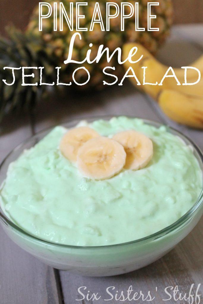 recipe: lime pineapple jello salad [35]