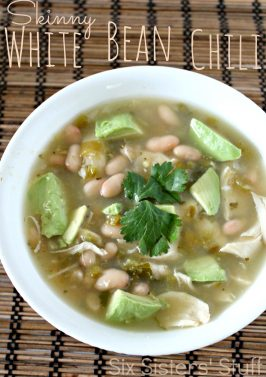 Skinny White Bean Soup