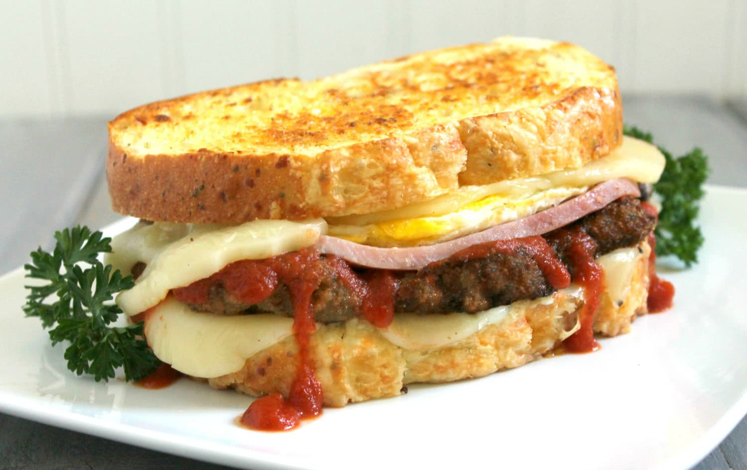 The Neapolitan Grilled Cheese Sandwich Recipe
