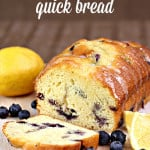 Lemon Blueberry Quick Bread Recipe Six Sisters Stuff