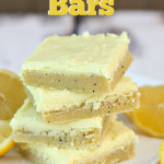 Lemon Poppy Seed Bars Recipe Six Sisters Stuff