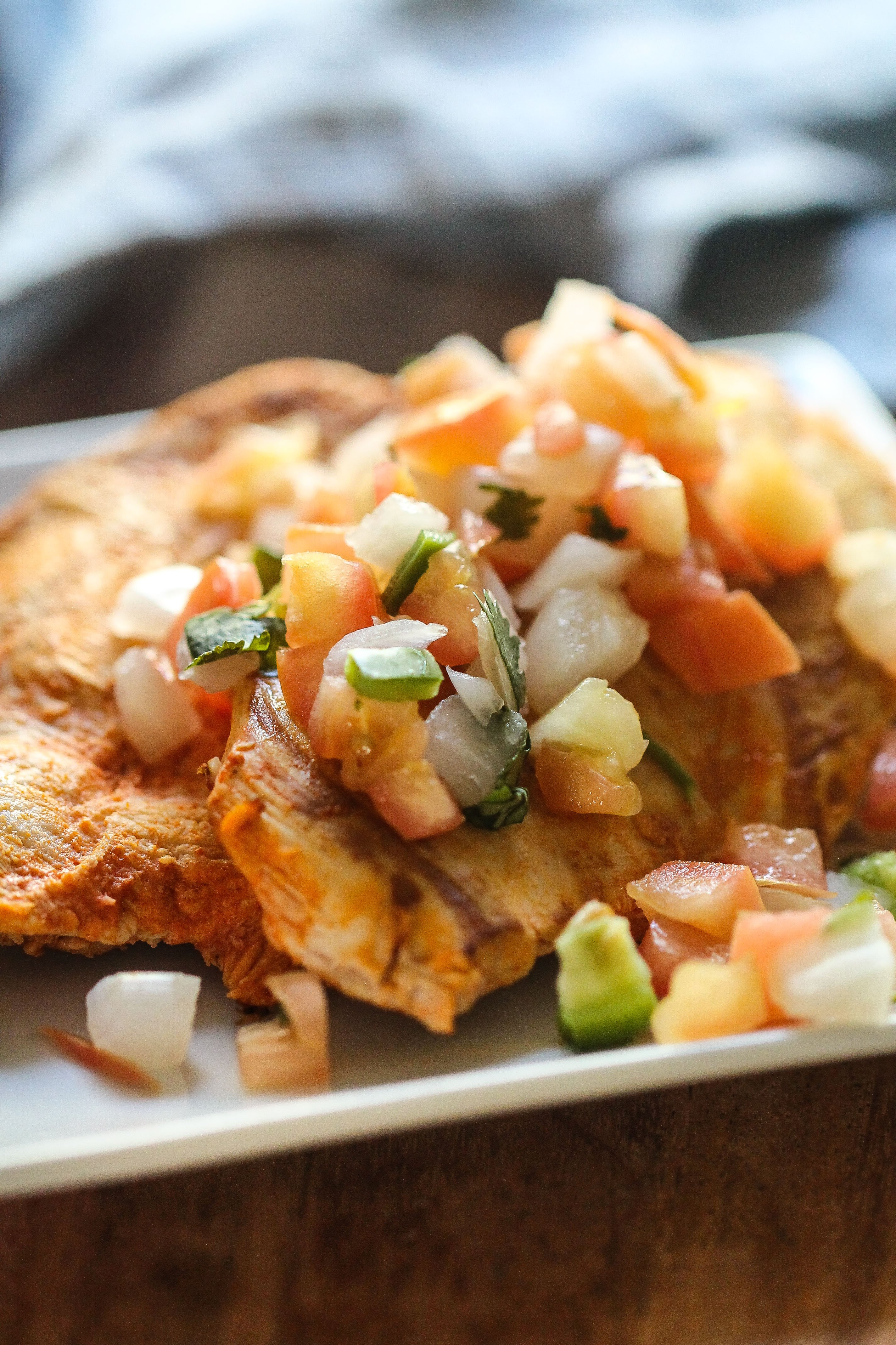 Grilled Taco Chicken Recipe