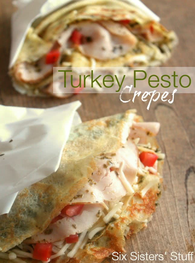 turkey-pesto-crepes