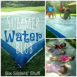 Summer Water Blob