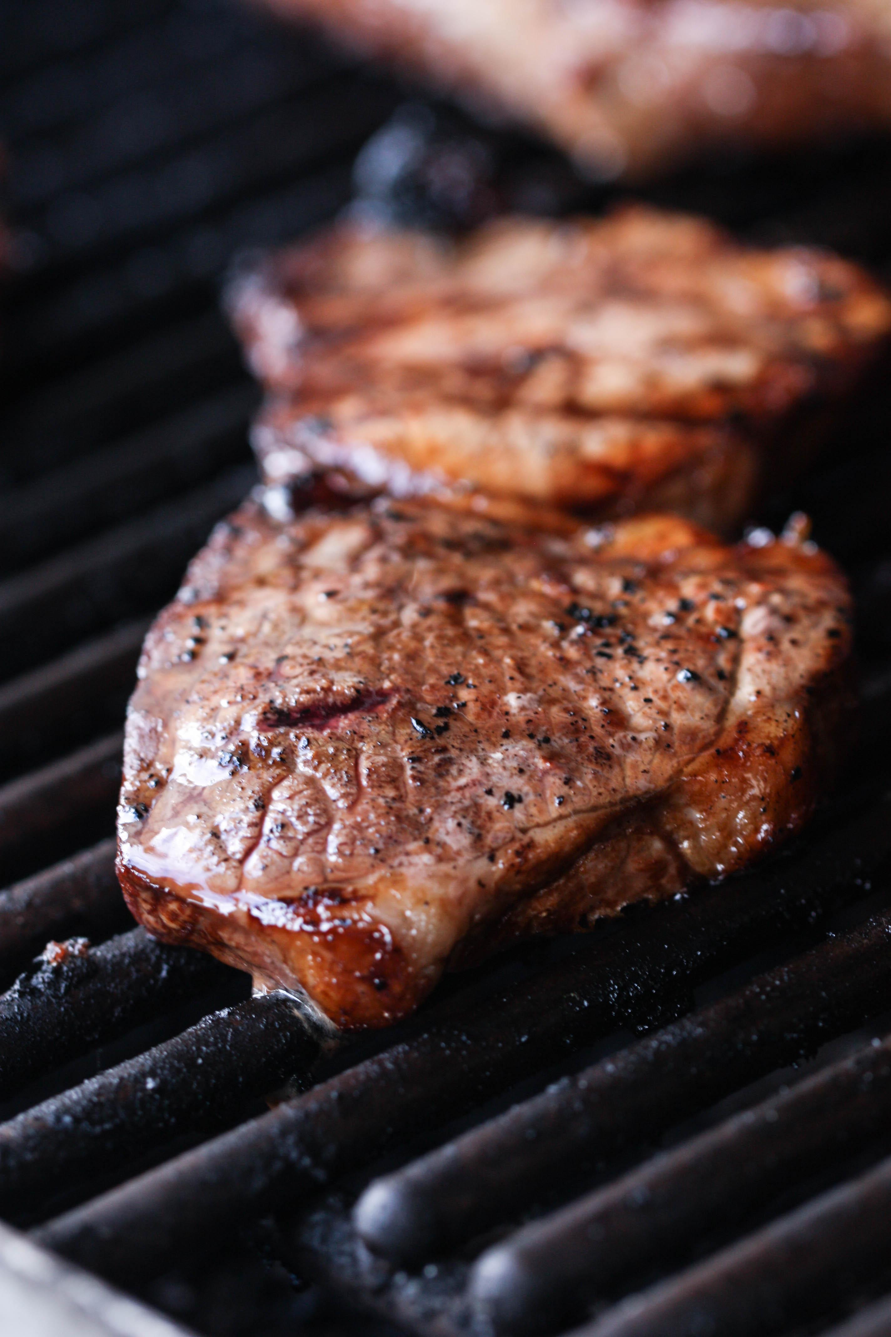 Juicy Marinated Steak Recipe