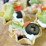 Mini Taco Bites 2
