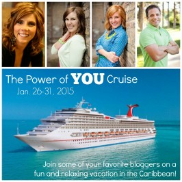 Power of You Cruise Winner and your chance to come for $289!
