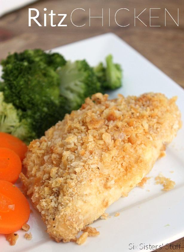 Ritz Chicken