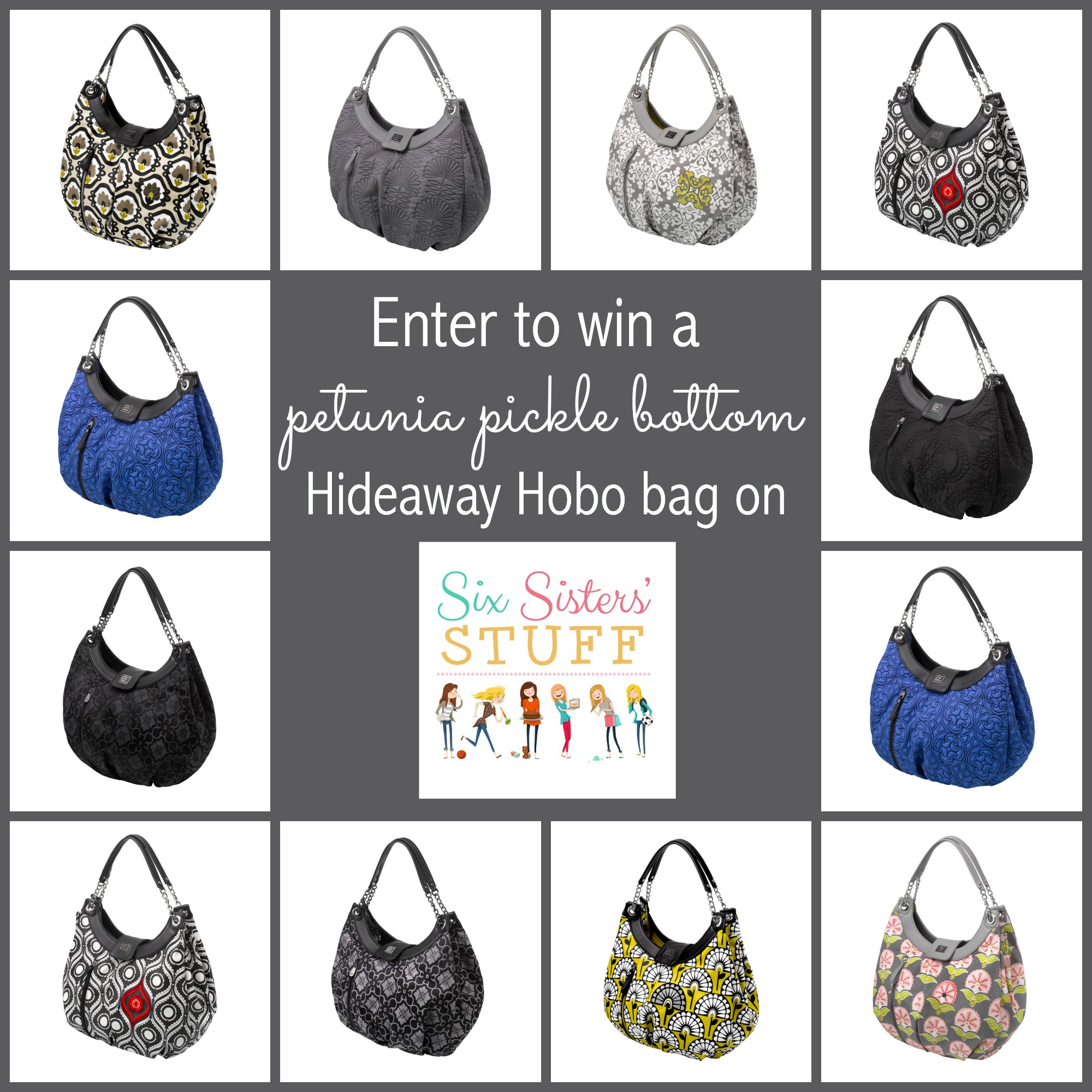 Petunia Pickle Bottom Review and BAG GIVEAWAY!