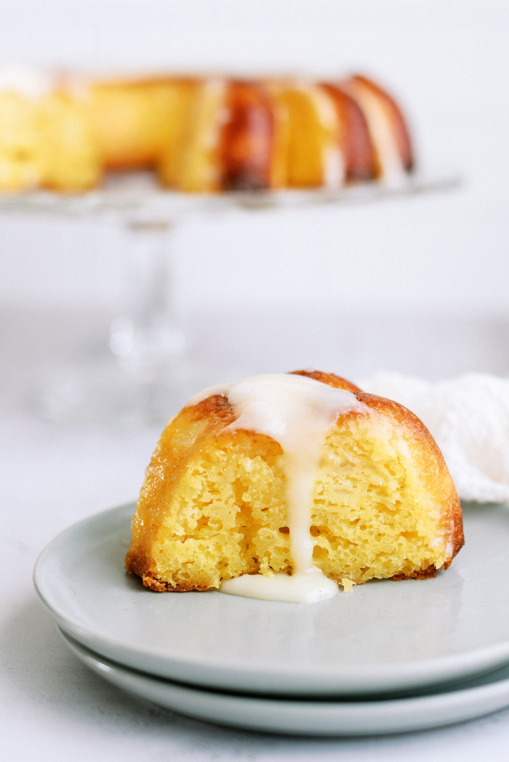 Pineapple Poke Bundt Cake Recipe