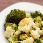 oven-roasted-broccoli-and-cauliflower
