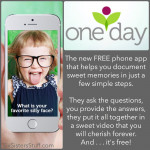 OneDay App Review on SixSistersStuff