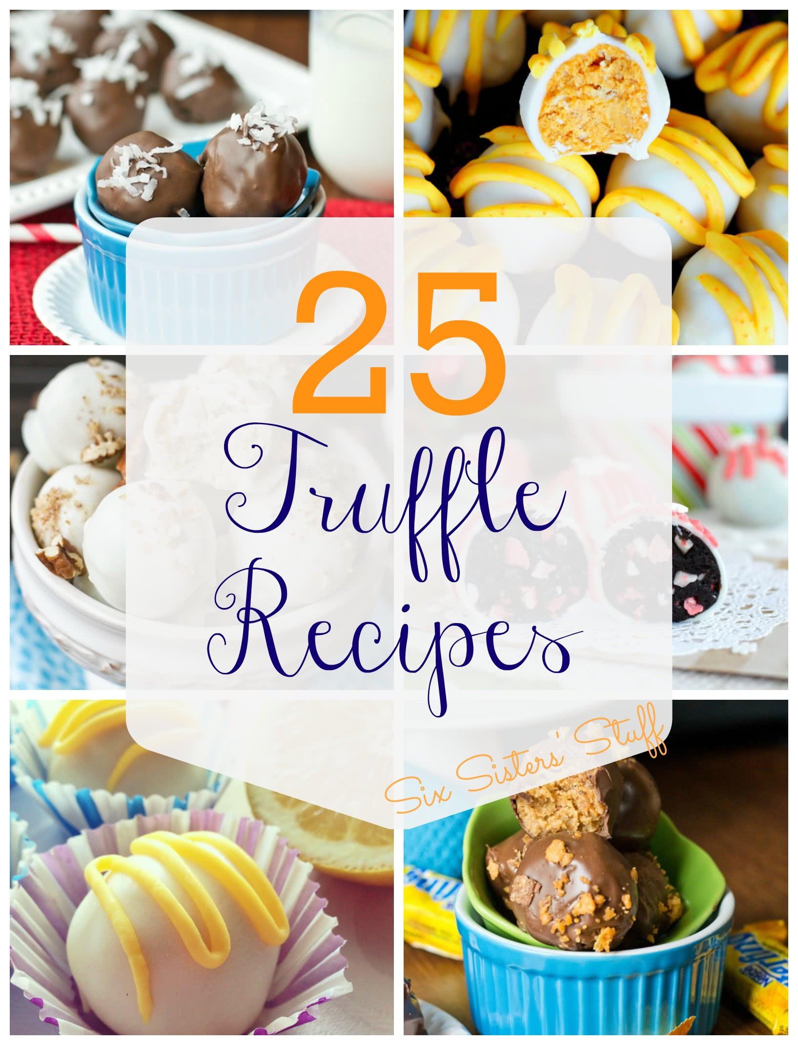 25 Truffle Recipes