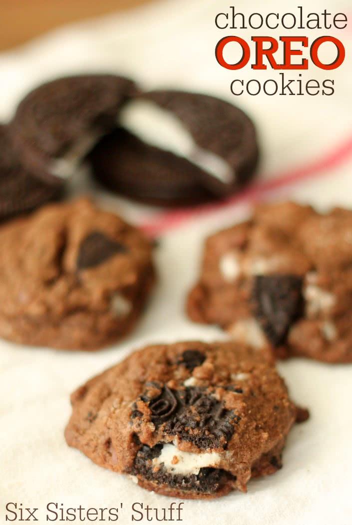 Chocolate Oreo Cookies Recipe