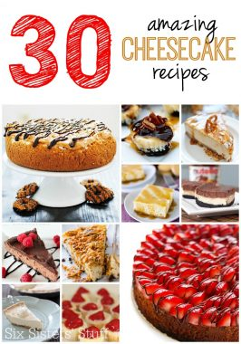 30 Amazing Cheesecake Recipes