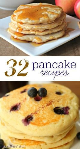 32 Pancake Recipes