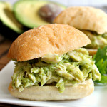 Avocado Chicken Salad 1