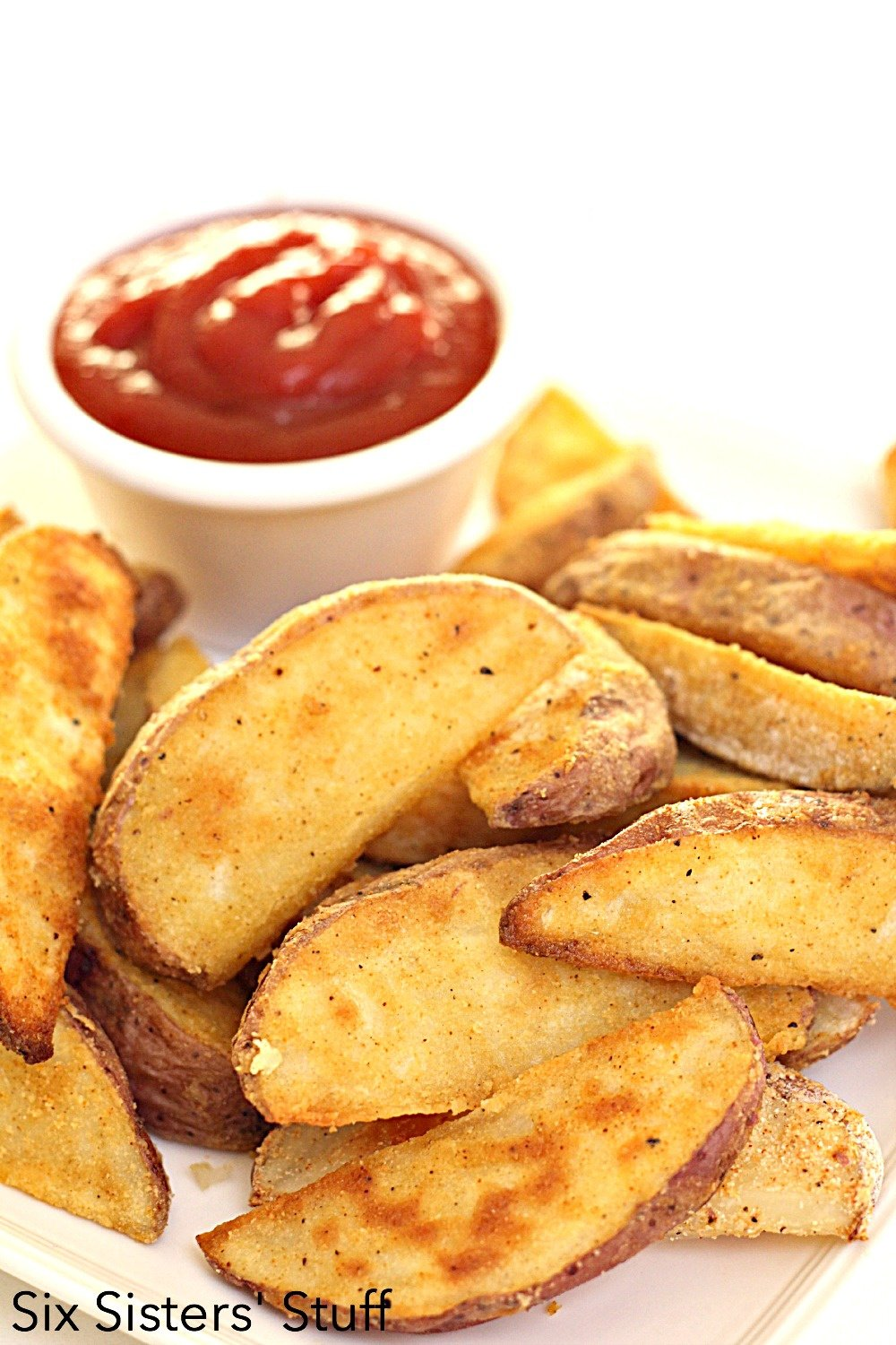 Baked Red Potato Wedges Recipe