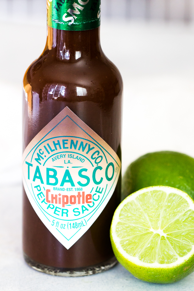 Tacsco Chipotle Pepper Sauce