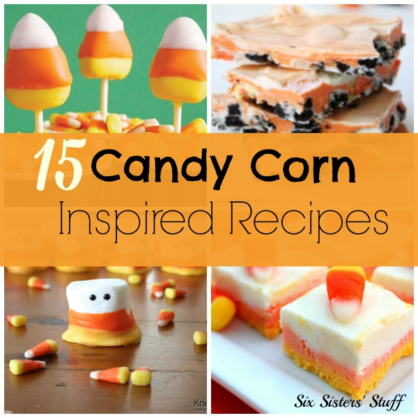 15 Candy Corn Inspired Recipes