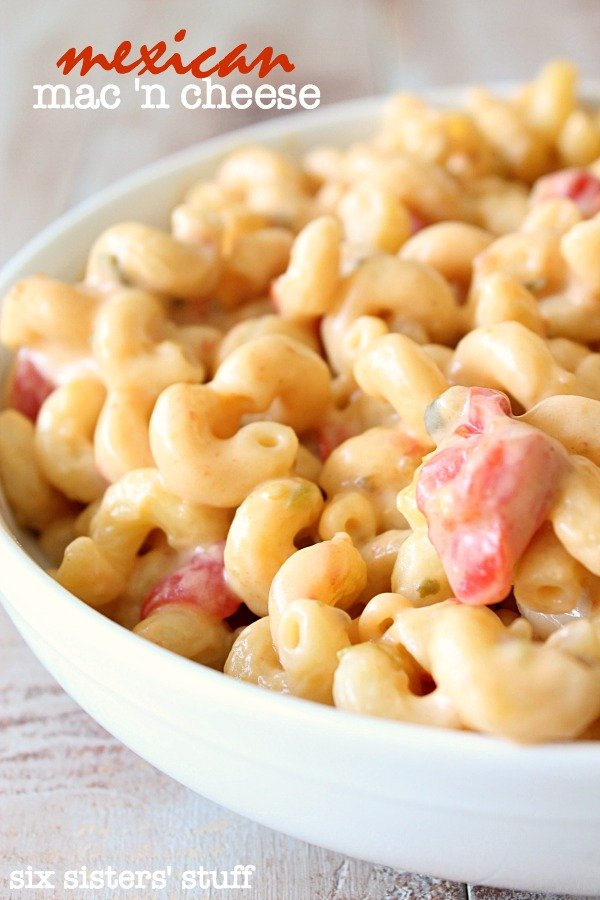 Mexican Mac and Cheese