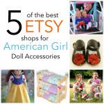 Best Etsy Shops for American Girl Doll