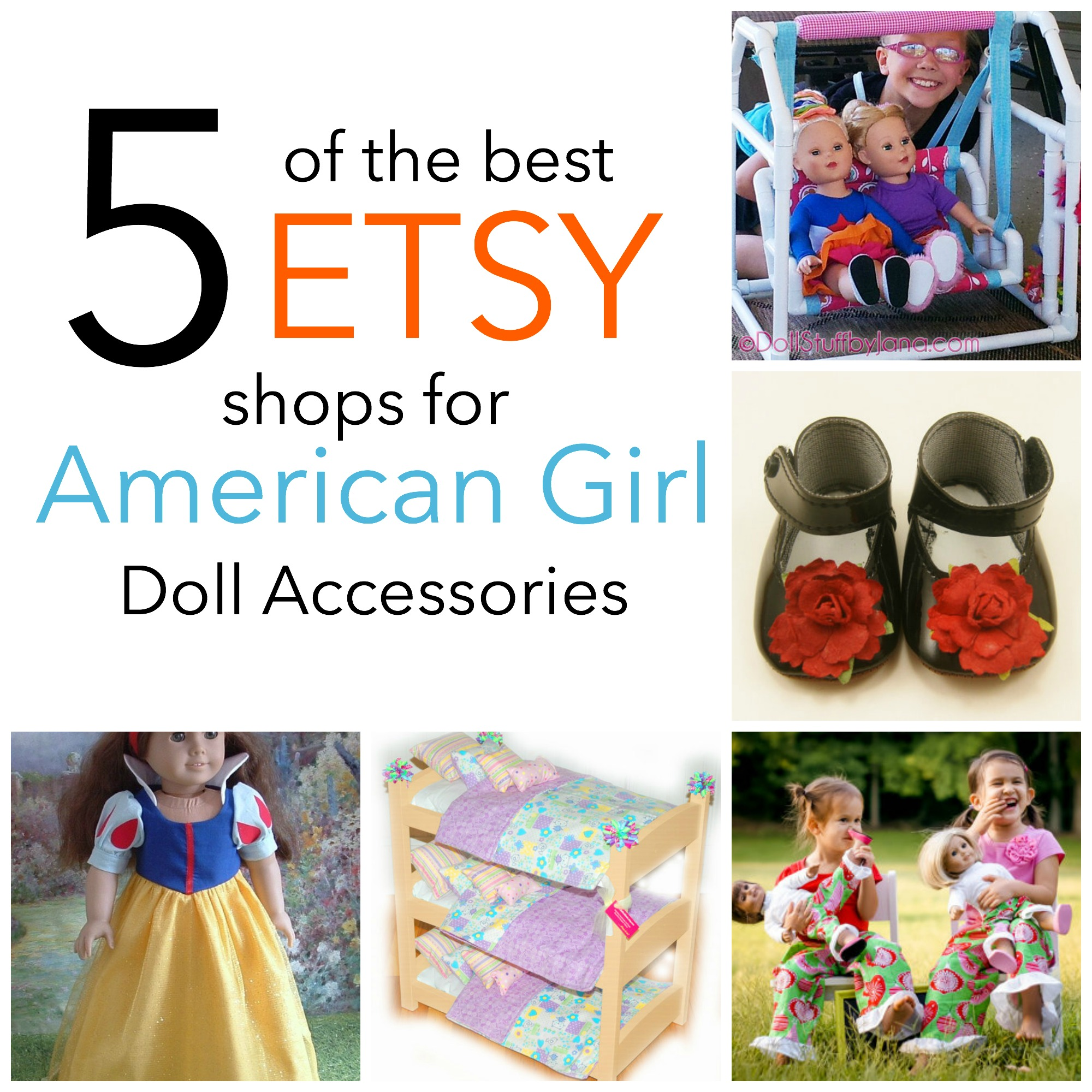 The 5 Best Etsy Stores for American Girl Doll Accessories