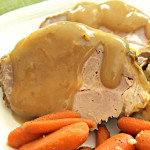 Country Style Pork Roast Recipe on SixSistersStuff