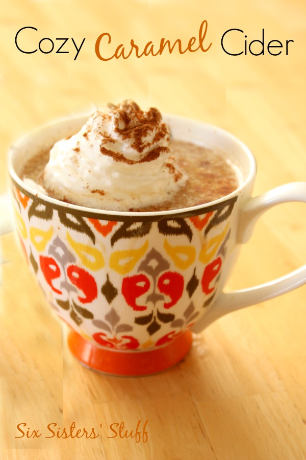 12 Days of Christmas Recipe Contest Winner: Cozy Caramel Cider