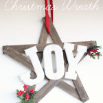 DIY-Christmas-Joy-Wreath