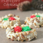 Thumb Print Cookies 3