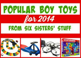 Favorite Boy Toys for 2014