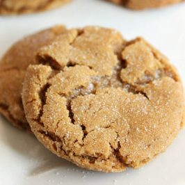 12 Days of Christmas Recipe Contest Winner: Molasses Cookies