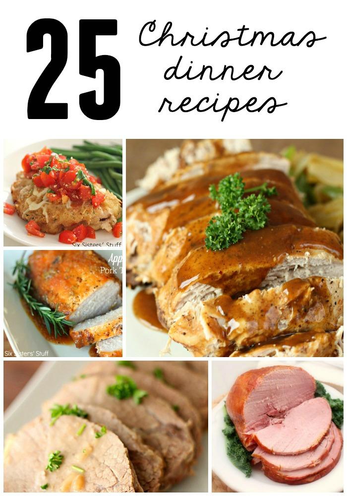 25 christmas dinner recipes six sisters stuff 25 christmas dinner recipes forumfinder Image collections