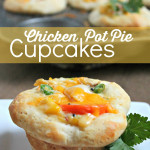 Chicken Pot Pie Cupcakes 2