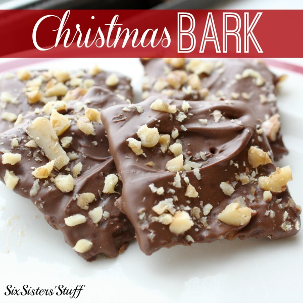 Recipe Contest Winner: Christmas Bark