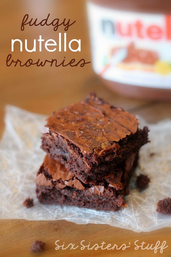 Fudgy-Nutella-Brownies-Recipe
