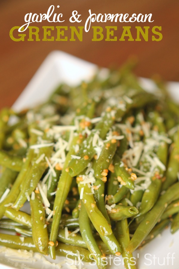 Garlic-and-Parmesan-Green-Beans