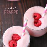 Grandma's Frappe on SixSistersStuff