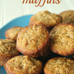 Pecan Pie Muffins Recipe on SixSistersStuff