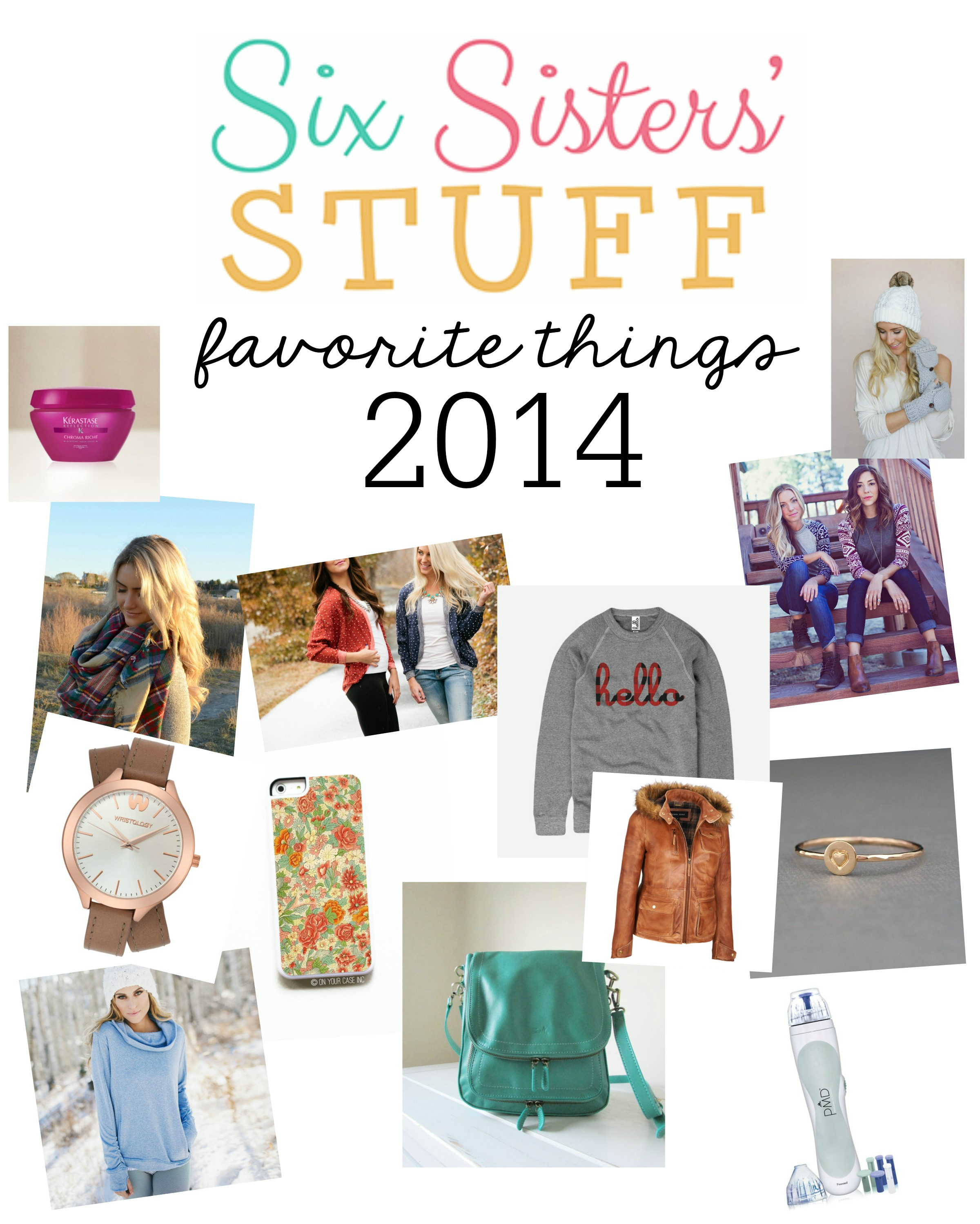 Six-Sisters-Favorite-Things-2014